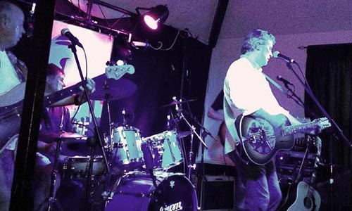 The Earl Band, Monmouth Festival
